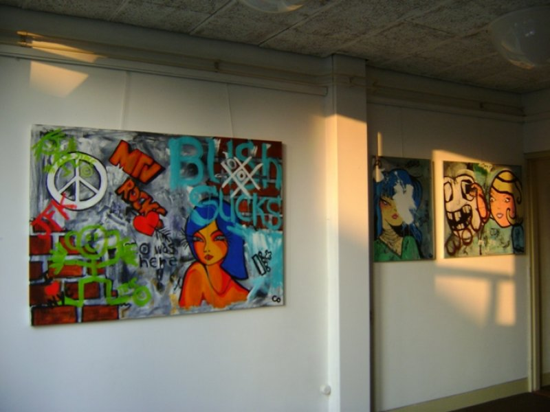 Exhibition Spaarndam1