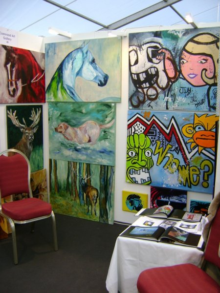 Windsor Contemporary Art Fair 2009