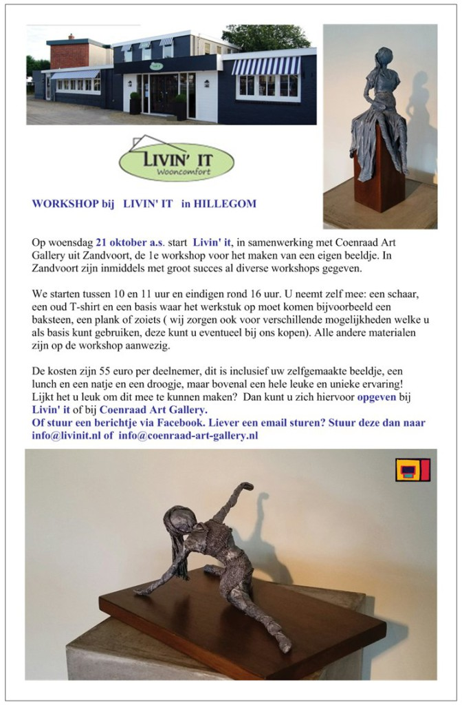 Workshop Hillegom 1